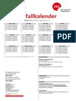 Abfallkalender Suederstr. 18
