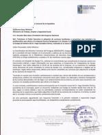 Notas de Petición - Caso Acepar y Hugo González Chirico