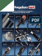 Haydon Kerk Can Stack Stepper Catalog