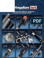 Haydon Kerk Can Stack Actuators Catalog