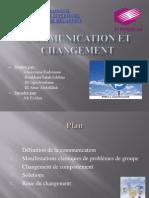 Communication Et Changement