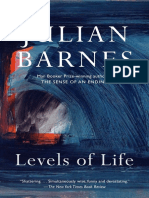 Levels of Life by Julian Barnes - Exclusive Excerpt
