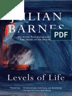 Levels of Life by Julian Barnes - Exclusive Excerpt