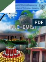 Alchemist Issue 1