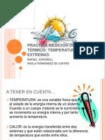 PRACTICA MEDICI+ôN DE ESTR+ëS T+ëRMICO