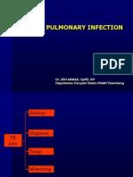 Cronic Pulmonary Infection
