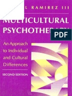 Multicultural Psychotherapy