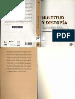 Multitud Y Distopía