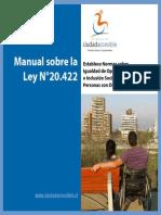 Manual de La Ley 20422