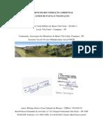Projeto-Vila Uniao-Ago 2008 - Laudo de Fauna e Flora