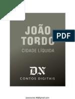 Cidade Liquida_Joao Tordo