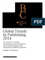Global Trends in Publishing 2014