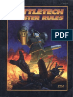 BATTLETECH - 01707 - [in] - Master Rules (Corrected Complete)