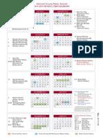 gwinnett 14-15 calendar