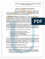 Lectura 1Panorama General de La Administracion Financiera