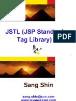 JSTL (JSP Standard Tag Library)