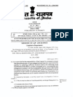 Fiscal  Responsibility and Budget Management Act 2003