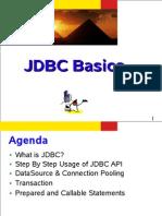 JDBC Basics