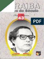 63217760 43 Virginius Da Gama e Melo Paraiba Nomes Do Seculo Editora Uniao
