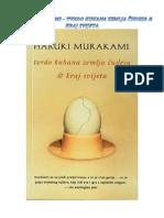 Haruki Murakami - Tvrdo Kuhana Zemlja Čudesa - Kraj Svijeta