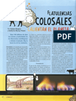 Flatulencias colosales