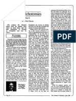 1989 Issue 3 - False Dichotomies, Part 2 - Counsel of Chalcedon