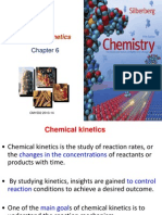 CM1502 Chapter 6 Chemical Kinetics