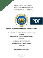 Trabajo de Inv. Bibliog. - Grupo González y Llumiquinga