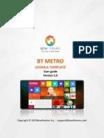 BT Metro User Manual v1.0