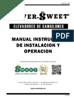 Bucket Elevator Manual - Spanish July 2014