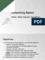 2. Networking Basics