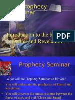 Prophecy Seminar 1