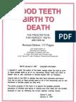 eBook Good Teeth Birth to Death How to Remineralize Teeth Dr Gerard Judd Nc001