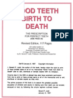 eBook Good Teeth Birth to Death How to Remineralize Teeth Dr Gerard Judd Nc001