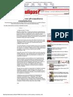 29-07-2014 'Contará Reynosa Con 28 Comedores Comunitarios'