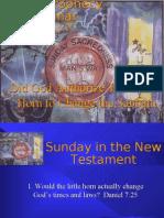 Prophecy Seminar 12
