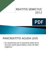 Pancreatitis Semicyuc2222