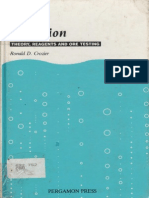 Flotation, Theory, Reagents and Ore Testing-Ronal D. Crozier