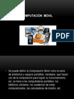 Computación  móvil