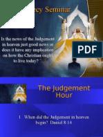 Prophecy Seminar 27