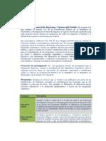 Presupuestos Nacional Ingreso y Egreso de Guatemala