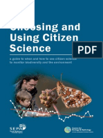 Citizen Science Guide