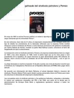 La Historia Del Megafraude Del Sindicato Petrolero y Pemex