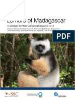 Lemurs of Madagascar Strategy for Their Conservation 20132016 Low Res