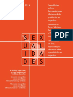 """""""Sexualidades en foco. Representaciones televisivas de la prostitución en Argentina"""" por Carolina Justo von Lurzer"""