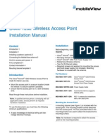 Cisco1262InstallationManual_V1