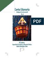 Carta Literaria No. 6