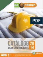 Catalogo Constructores 2014
