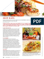 Hot Eats by Yvonne Newman