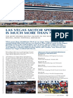 Las Vegas Motor Speedway is Much More Than NASCAR